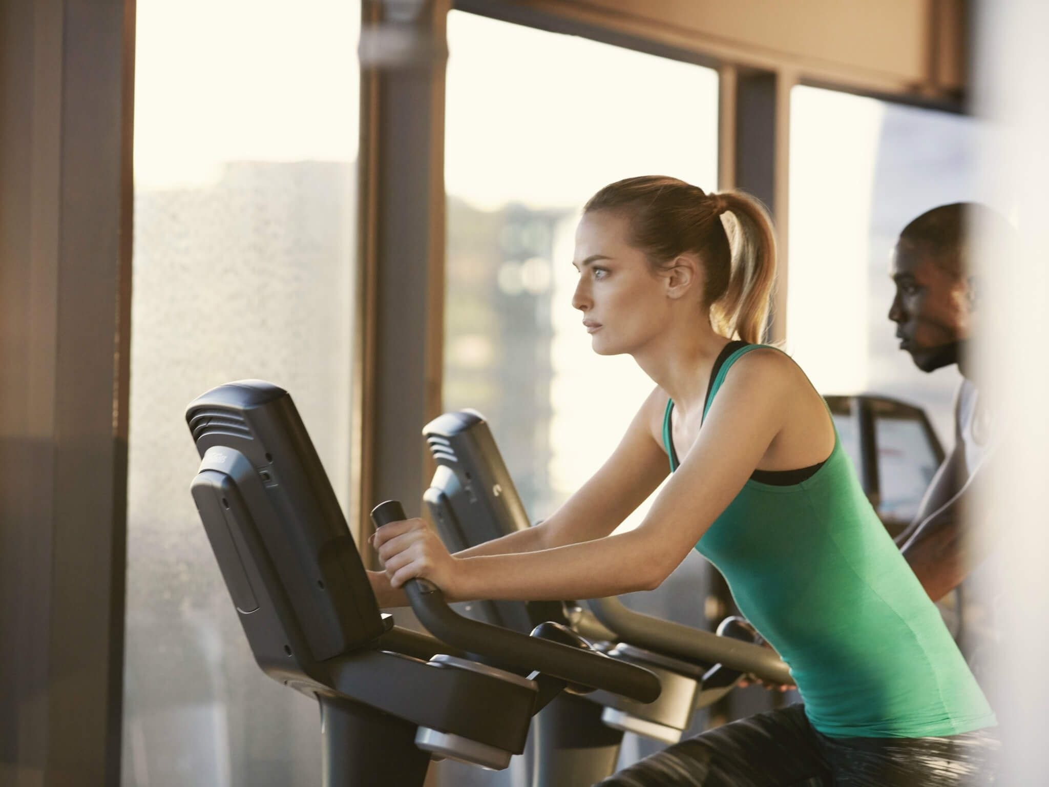 Sheraton Gym at your spa hotel Munich