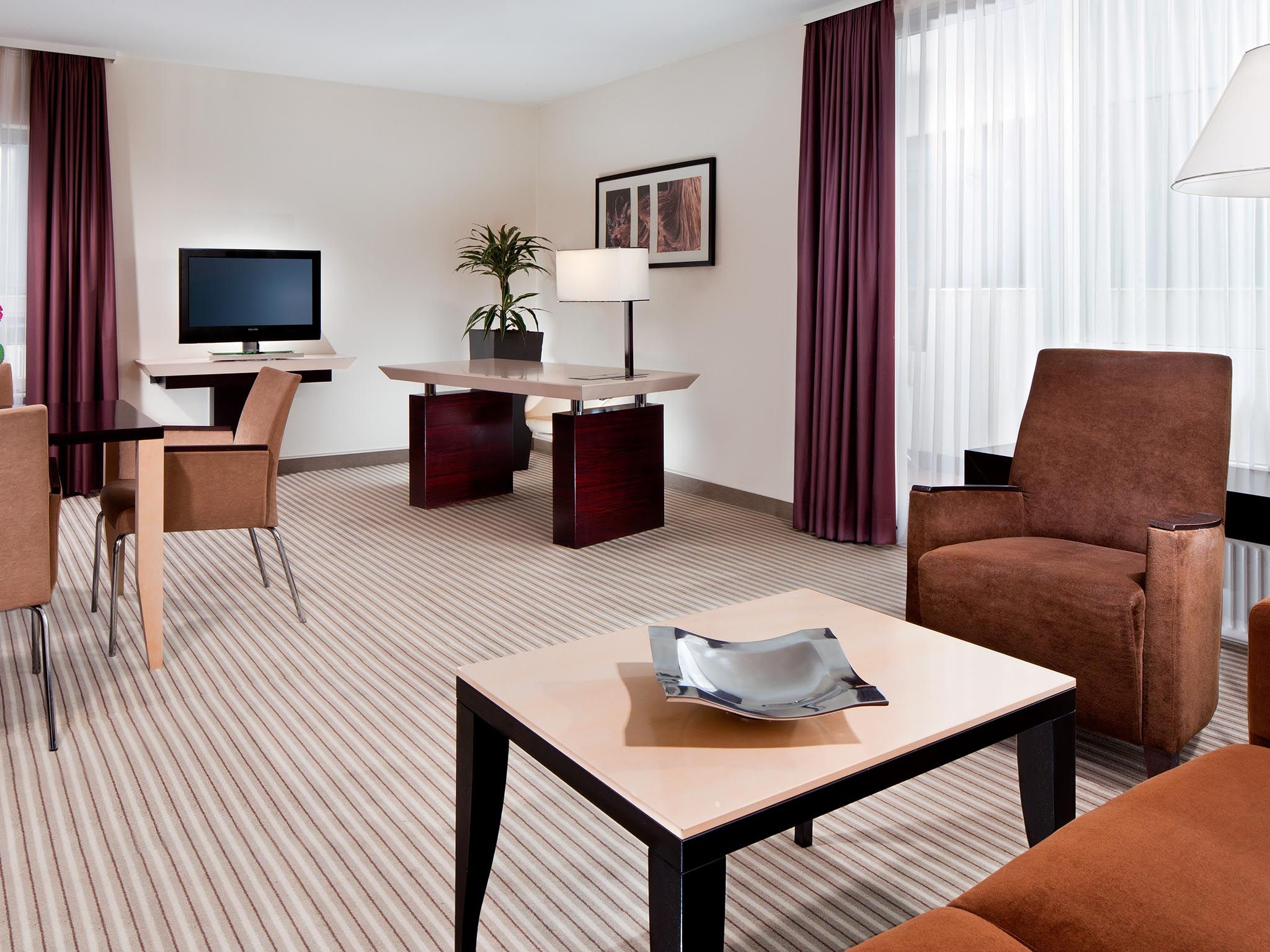 Executive Suite - Sheraton Munich Arabellapark hotel