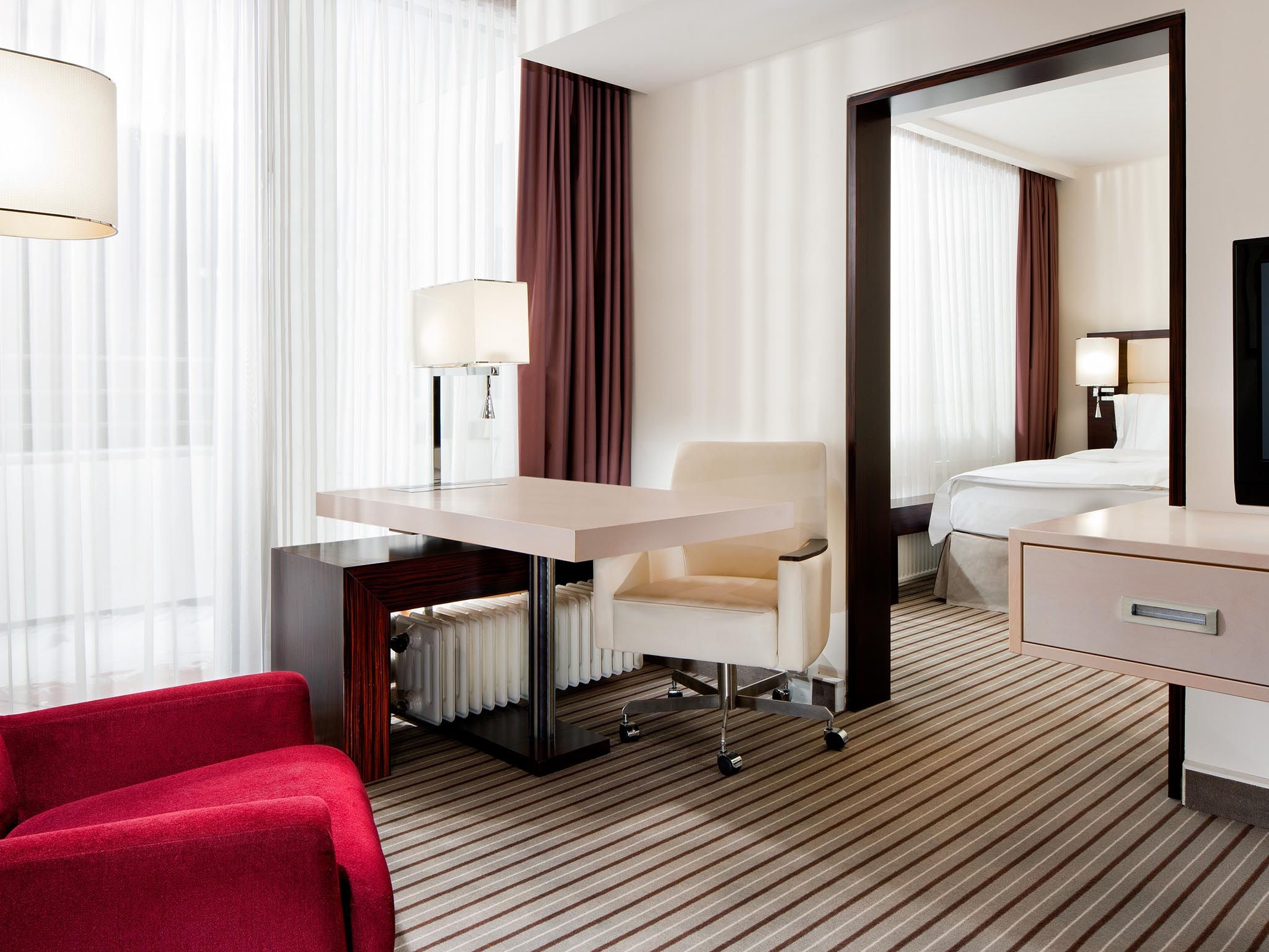 Junior Suite - Sheraton Munich Arabellapark hotel
