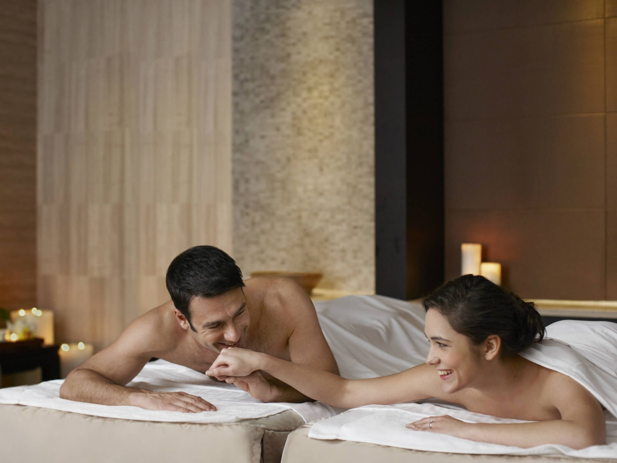 Spa treatments at Sheraton Arabellapark Hotel Munich